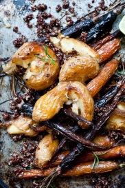 quinoa roast