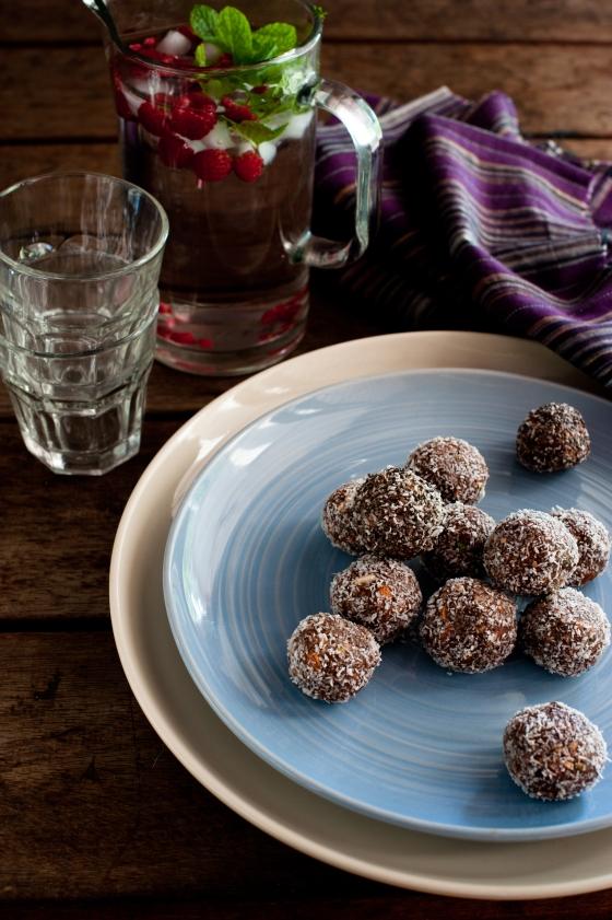 tahini truffle