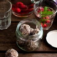 tahini truffle. Gluten free