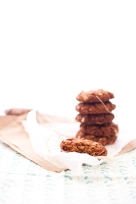 Besan (chickpea) Anzac Biscuits