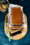 Choc brownie stack_1